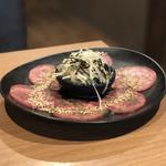 焼肉 鉢屋 - 和牛ネギ塩タン