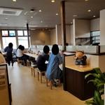 竹國 武蔵野うどん - 店内の様子