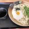 長住うどん - 料理写真:冷やしとろろうどん600円