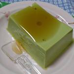 桔梗屋 - 桔梗信玄「茶」プリン