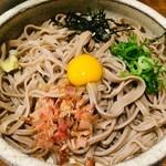 土蔵蕎麦 -