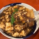 ンケリコ - 筍入り麻婆豆腐