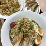 中華そば かど家 - 料理写真:今年初の冷麺だー\(^o^)/