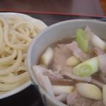 藤店うどん - 肉うどん(650円)也