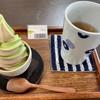 夢茶房 - 料理写真:ミックスソフトクリーム(400円)