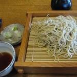 のんび荘 - 蕎麦