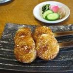 のんび荘 - 五平餅