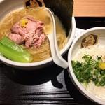 真鯛らーめん 麺魚 - 鰤ラーメン