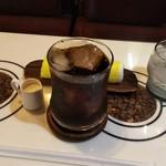 珈琲園 - アイスコーヒー