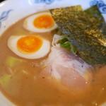麺屋 史 - 味玉ラーメン