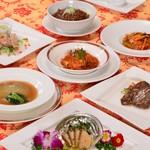中国料理 白楽天 - 料理写真:2019.05 真珠コース