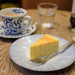 堀口珈琲 - ニューヨークチーズケーキ