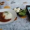 Cafily's - 料理写真:カフィリーズ特製カレー&ポテサラ