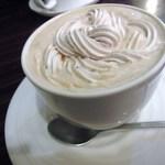 青い果実 - ドリンク写真:ウインナーコーヒー