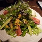 わさび - 季節のサラダ