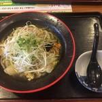 夢庵 - 野菜たっぷりタンメンうどん