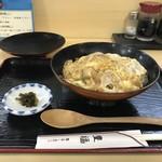 豊福 - 今回は、何度かいただいてる「親子丼」をいただきました(2019.5.12)