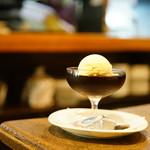 107571258 - クリームコーヒーゼリー (¥680)