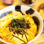 松好 - 地鶏親子丼 (¥1,200)