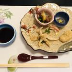 旬亭 - 前菜
