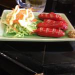 串平 - 赤ウインナー