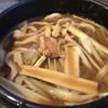 だんべうどん - 料理写真: