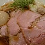 中華そば ココカラサキエ - 料理写真:特製鶏そば♪