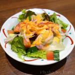 芳味亭 - サラダ