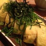 葱や平吉 - たまご焼き