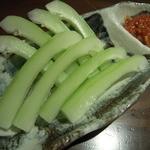 10758767 - 加賀太きゅうりのもろみ味噌