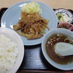 お食事処 とんぼ - 料理写真: