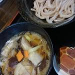 Ichiya - 豚肉入りしいたけ汁