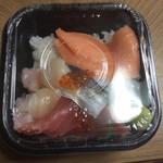 浜っ亭丼丸 - 料理写真: