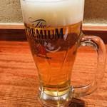 107587276 - ビール。