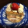 パティスリーフレシュール - 料理写真:◎イチゴのミルフィーユ421円(込)