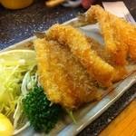 都吉 - 魚フライ