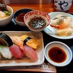 107590702 - 天ぷら・おとや定食