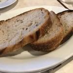 チーロ - パン要るわ。