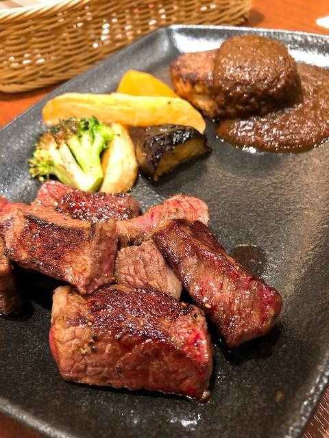 グリル シーの料理の写真