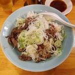 ニュー 菜苑 - 純レバ丼 1100円