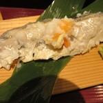 秋田比内や - 料理写真:ハタハタのお寿司