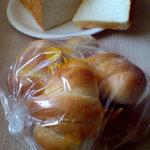 パンのペリカン - 中ロール 2009/01