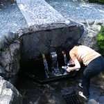 107601620 - 一番町の雲城水