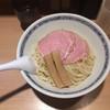 中華そば ます田 - 料理写真:ピカピカ麺