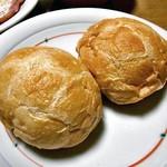 明治の館 ケーキショップ - プティ ブール(軽く温めました)