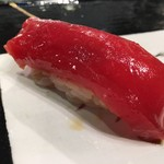 第三春美鮨 - シビマグロ 赤身 196kg 腹下 熟成5日目 延縄漁 和歌山県那智勝浦