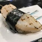 第三春美鮨 - タイラガイ 特大 潜水器漁 愛知県南知多