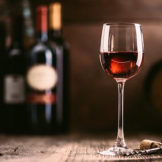 厳選されたワインは中華と相性ピッタリ◎お好みの一杯をどうぞ