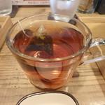 サンサンゴゴ - さんぴん茶HOT