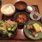 Domannaka - 朝食